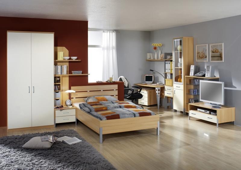 schlafzimmer   möbel rantschl - Schlafzimmer Weis Buche